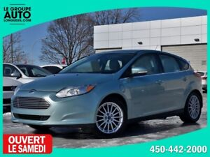 2012 Ford Focus electric *100% ELECTRIQUE*AUTOM*NAVI*CUIR*CAMERA