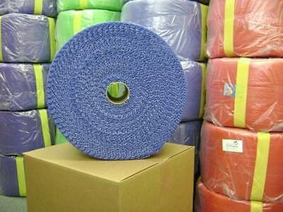 1350 X 12 X 316 Blue Bubble Wrap Bubblewrap 6-225 Ft Rolls Free Shipping