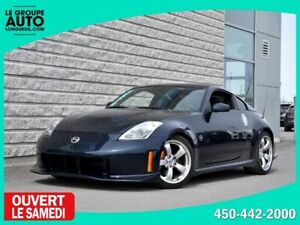 2008 Nissan 350Z *TOURING*NAVI*JUPES*CUIR*