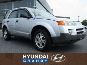 2003 Saturn VUE AWD V6 MAGS AC FOGS EQUIPEMENT COMPLET