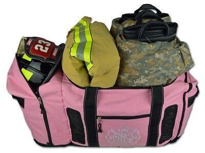 Lightning X Firefighter Quad-vent Turnout Gear Bag W Helmet Compartment