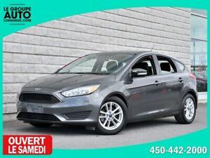 2016 Ford Focus *SE*AUTOM*A/C*CAMERA*MAGS*13159KM*