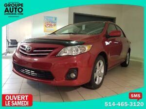 2013 Toyota Corolla LE * AUTOMATIQUE * BLUETOOTH * TOIT OUVRANT