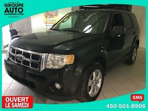 2011 Ford Escape XLT 4X4 (AWD) TOIT OUVRANT CUIR