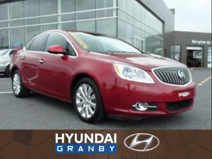 2012 Buick Verano BAS KM CAM RECUL AC MAGS ÉQUIPEMENT COMPLET