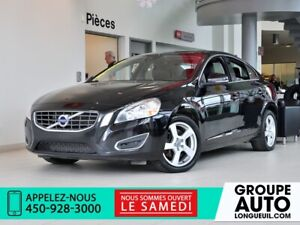2013 Volvo S60 T5 * CUIR * RESERVER * BLUETOOTH * MAGS *