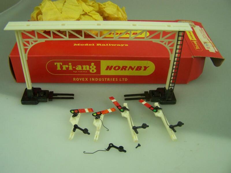 Hornby Railways boxed R.140 Signal Gantry