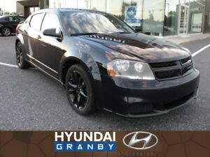 2013 Dodge Avenger BLACKTOP EDITION MAGS AC EQUIPEMENT COMPLET