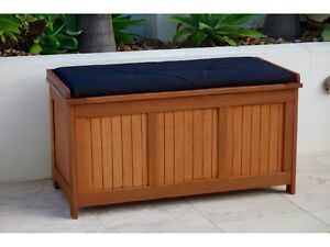 Storage Box: Brand New Wooden Timber Outdoor Storage Box Chest Neutral Bay North Sydney Area Preview