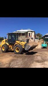 Loader/excavator/bobcat hire Perth Perth City Area Preview