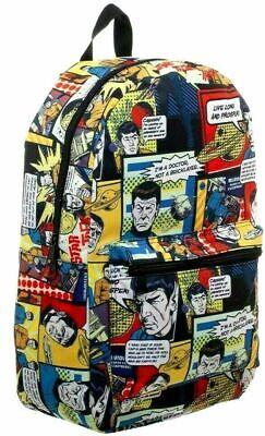 Marvel Avengers Assemble Cartoon /'A/' Logo Comic Style PV Backpack School Bag