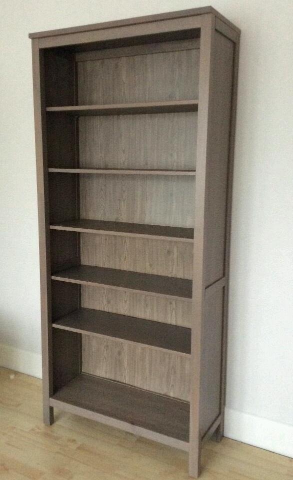 IKEA Hemnes Bookcase - Grey-Brown
