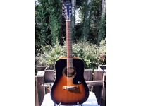 EPIPHONE DR-100vs ACOUSTIC GUITAR