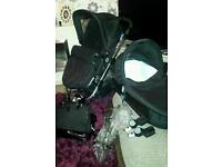 I candy apple limited edition pushchair