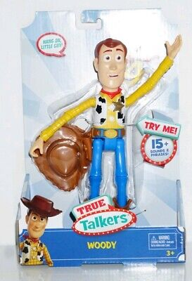 Toy Story 4 Woody Talking Action Figure Disney Pixar Movie Brand New  for sale  Shipping to India