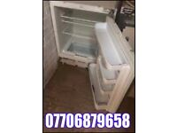 Integrated under counter fridge vgc can deliver