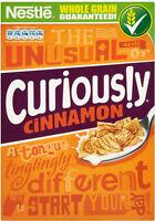 Nestrlé Curiosamente Cannella Cereale 3 X 375g -  - ebay.it