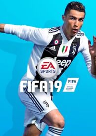 FIFA19 on ps4