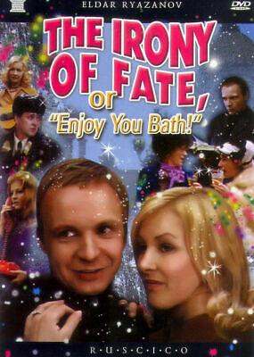 DVD  Irony of Fate / Ironiya sudby ili s legkim parom (DVD NTSC) by RYAZANOV