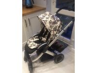 Oyster Travel System ,pushchair ,carrycot ,car seat, accessories