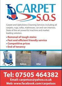 Professional Carpet Cleaning Leeds, Wakefield, Bradford, Selby, York