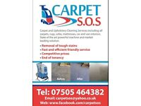 Professional Carpet Cleaning Leeds, Bradford, Halifax and York