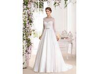 Gorgeous La Sposa 'Anastasia' Wedding Dress Uk 16