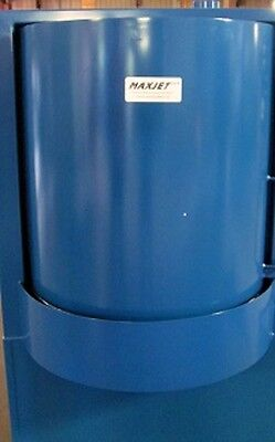 Maxjet Work Cell Roll Back Door Parts Washer