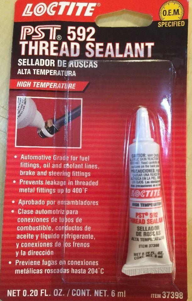 Loctite 37398 PST 592 Thread Sealant 6 ml tube