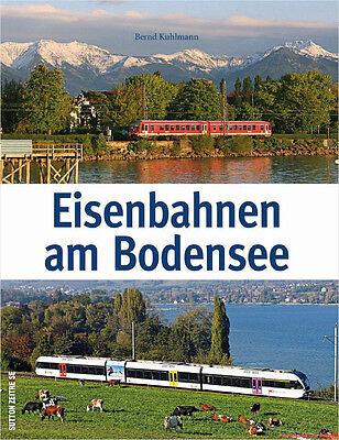 Fachbuch Eisenbahnen am Bodensee, Geschichte und Fahrzeuge, viele Infos & Bilder
