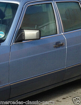MERCEDES SE SEL W126 380 420 500 560 FRONT DOOR BARE DOOR PASSENGER SIDE for sale  Wirral