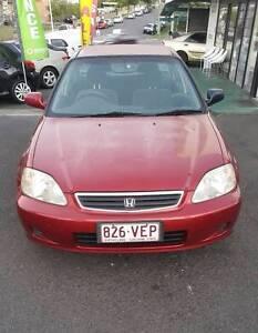 1999 Honda Civic Gli, Automatic, Sedan, 1 YearWarranty, Rwc,Rego Greenslopes Brisbane South West Preview