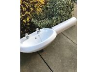 Basin and taps for sale! - will sell separately