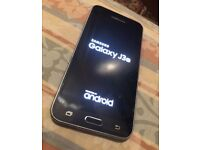 Samsung J3 6 model on EE perfect condition