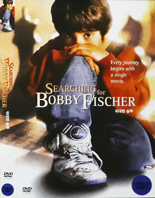 Searching For Bobby Fischer (1993 - Steven Zaillian, Joe Mantegna)  DVD NEW