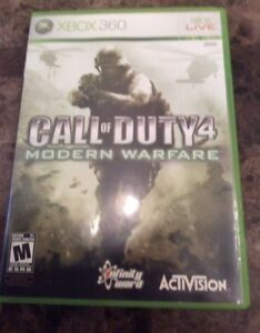 Call of Duty: Modern Warfare Xbox 360