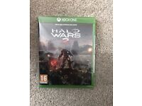 Halo wars 2 new sealed Xbox one