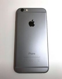 APPLE IPHONE 6 Space Grey 128GB/64GB Unit Only, ANY NETWORK