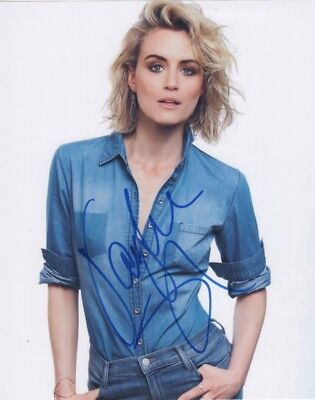 Taylor Schilling Sexy Autographed Signed 8X10 Photo Coa  1