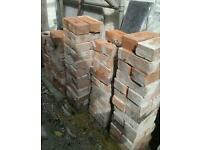 Reclaimed Victorian Bricks approx 250