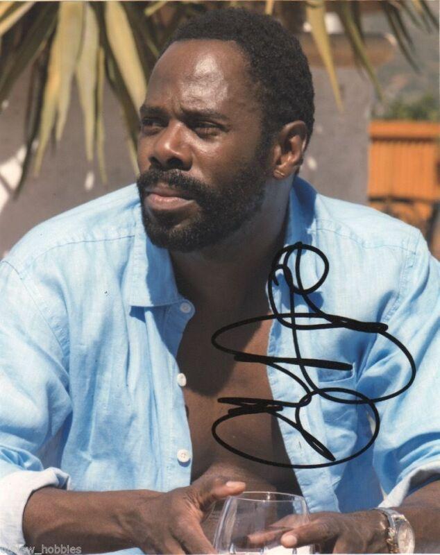 Colman Domingo Fear the Walking Dead Autographed Signed 8x10 Photo COA #1