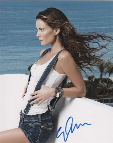 Gabrielle Anwar Once Upon A Time Autographed Signed 8x10 Photo COA #A7
