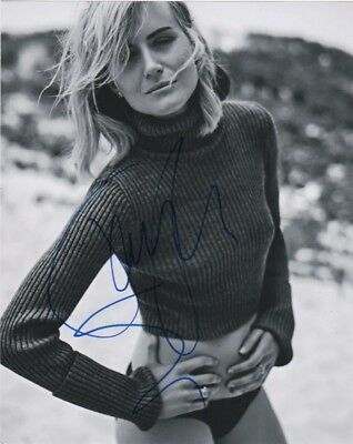 Taylor Schilling Sexy Autographed Signed 8X10 Photo Coa  2