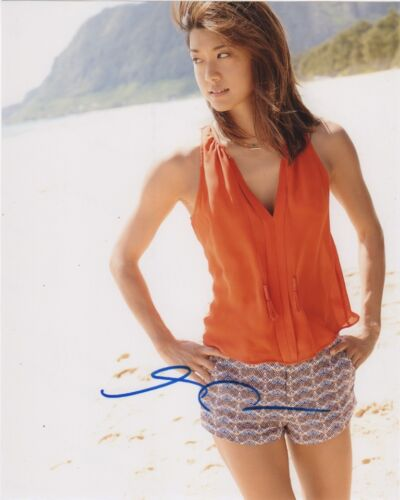 Grace Park Hawaii Five 0 Autographed Signed 8x10 Photo COA #1