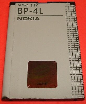 Genuine Nokia BP-4L BP4L Battery N97 N97i E63 E71 E71x E72 E73 E90 E95 E90i N810 for sale  Shipping to India
