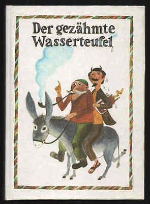 Der gezähmte Wasserteufel – Astrid Philippsen & Horst Bartsch  DDR Jugendbuch