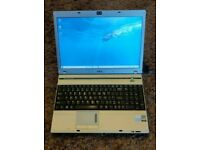 NEC Versa One M43001 Dual Core Laptop Win 10 500GB HDD Webcam DVD BT Cheap