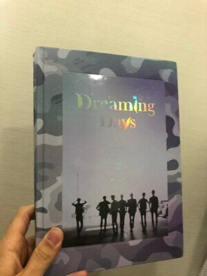 BTS Now 3 in Chicago Dreaming Days Photo Book Only