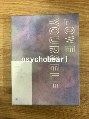 BTS Love Yourself In New York DVD without  Photocard Limited Rare