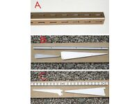 Shelving/storage system components